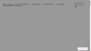 company homepage