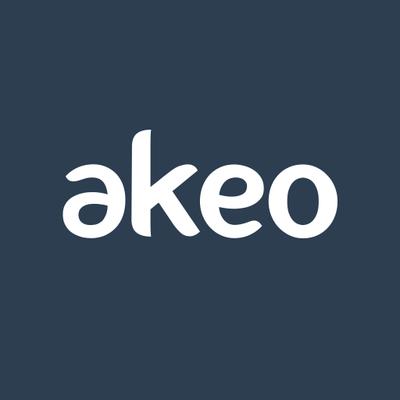 Akeo logo